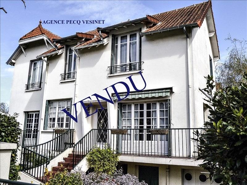Vente maison / villa Le pecq 645000€ - Photo 1