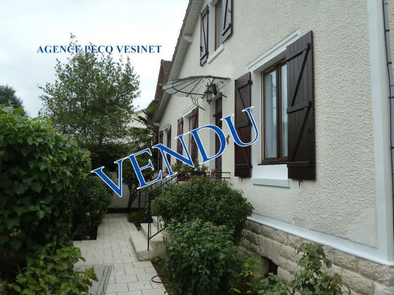 Vente maison / villa Le pecq 896000€ - Photo 1