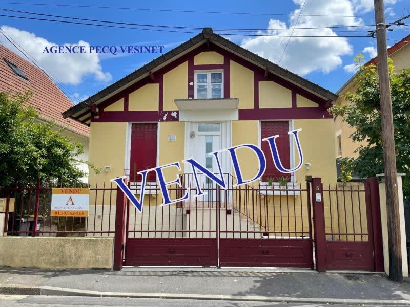 Vente maison / villa Le pecq 649000€ - Photo 1