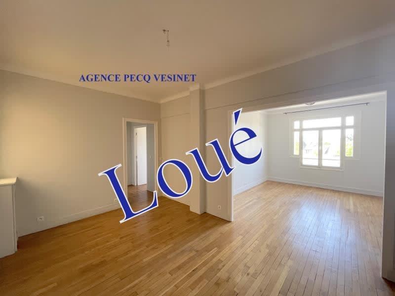 Location appartement Le pecq 1340€ CC - Photo 1