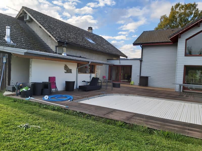 Vente maison / villa Coise st jean pied gauthi 585000€ - Photo 2