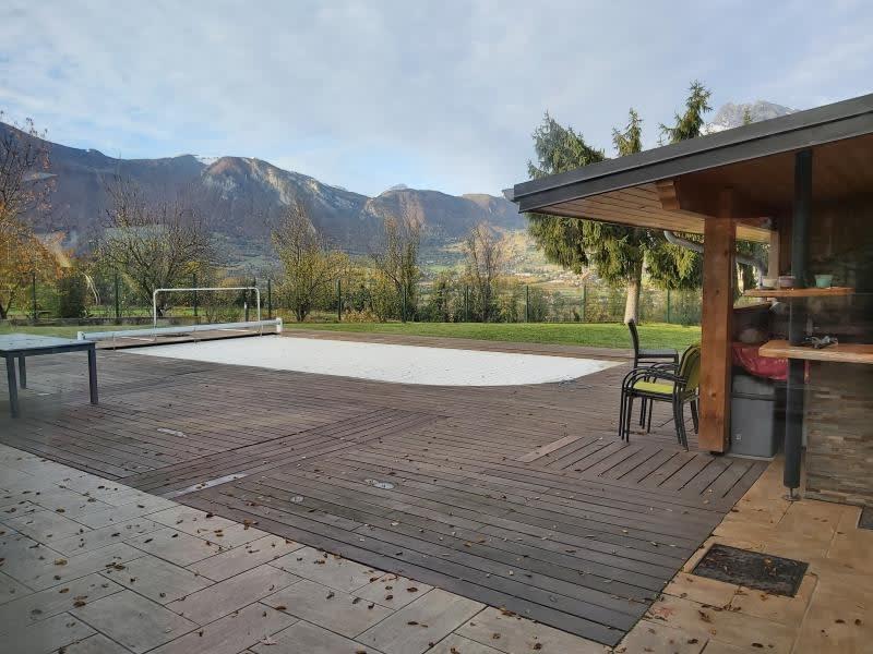 Vente maison / villa Coise st jean pied gauthi 585000€ - Photo 6