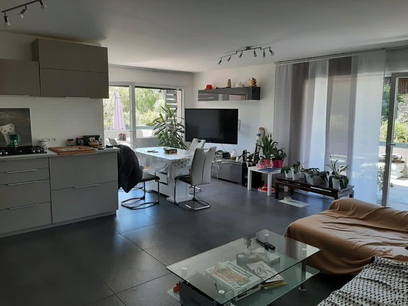 Deluxe sale apartment Drumettaz clarafond 418000€ - Picture 1