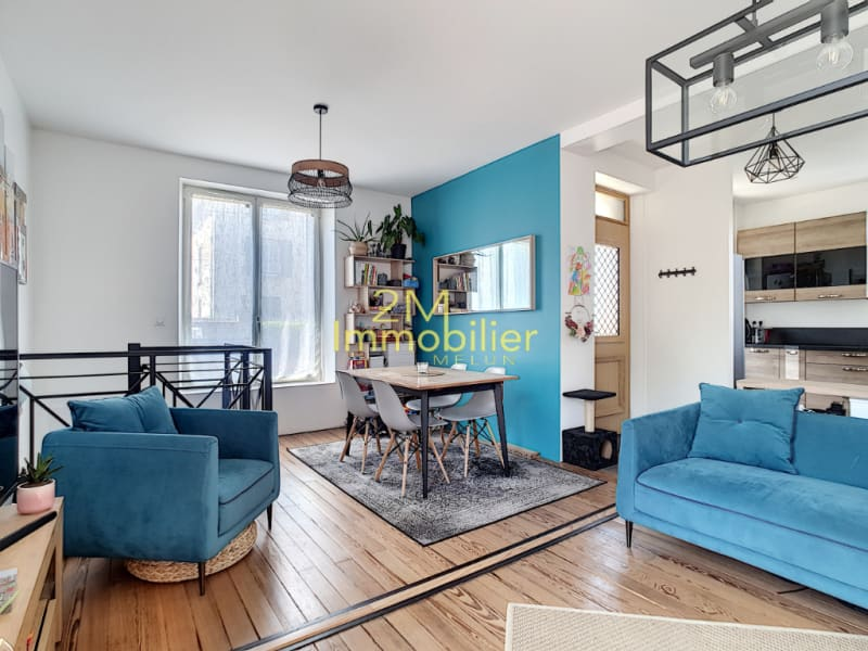 Sale house / villa Melun 329000€ - Picture 1