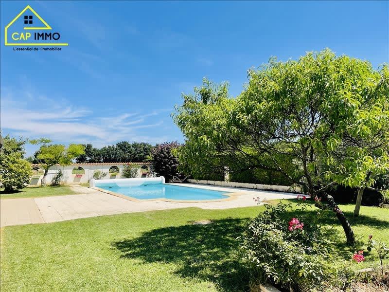 Sale house / villa Jonage 495000€ - Picture 2