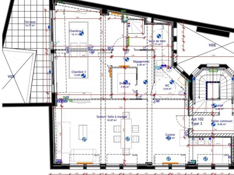 Sale apartment Arras 364900€ - Picture 3