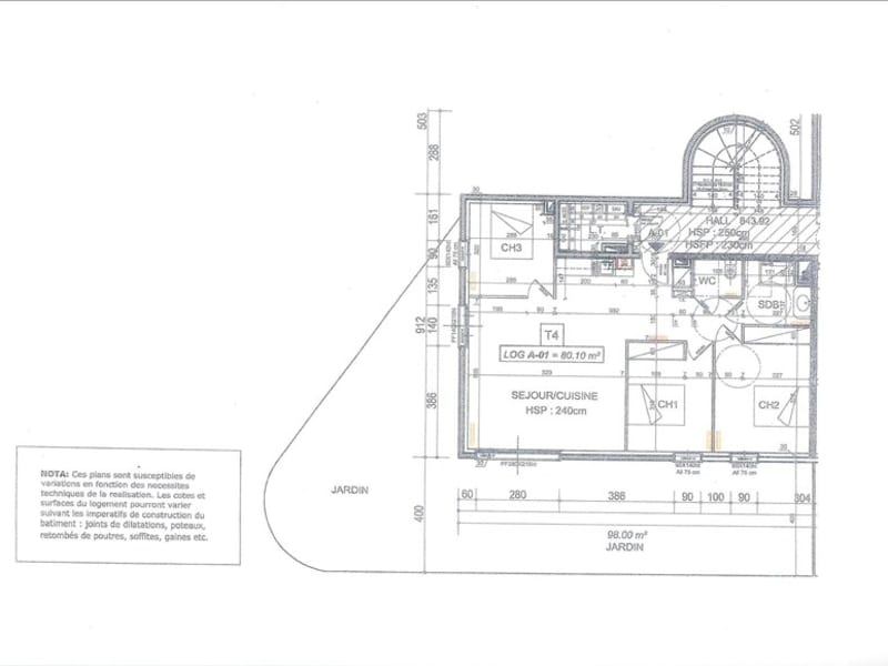 Sale apartment Gap 225000€ - Picture 5