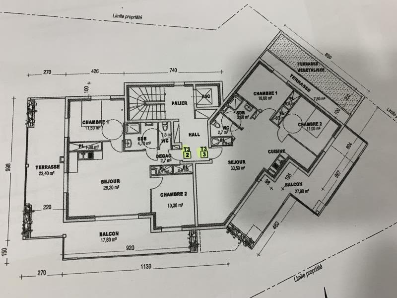 Sale apartment Gap 270400€ - Picture 1