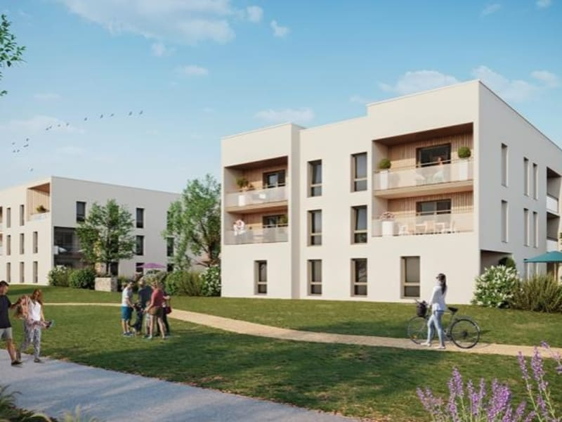 Sale apartment Giberville 137200€ - Picture 1