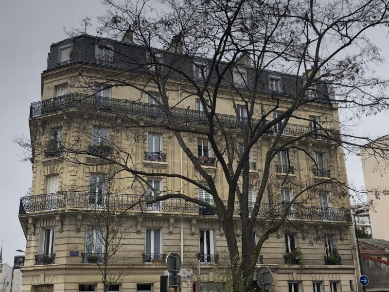 Vente appartement Vanves 139000€ - Photo 1
