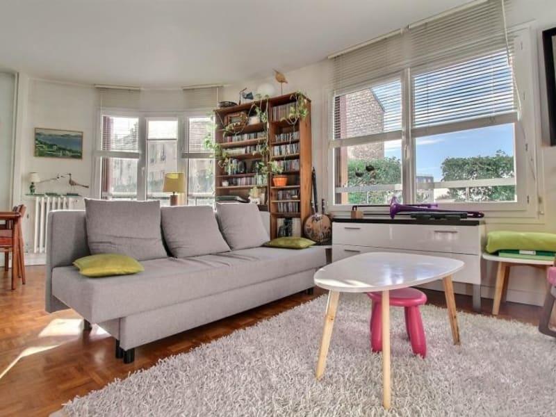Sale apartment Issy les moulineaux 555000€ - Picture 1