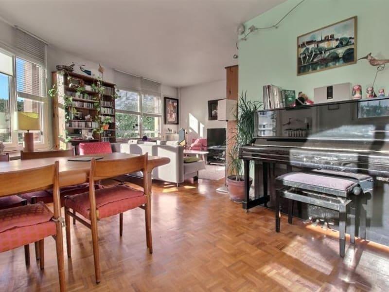 Sale apartment Issy les moulineaux 555000€ - Picture 2