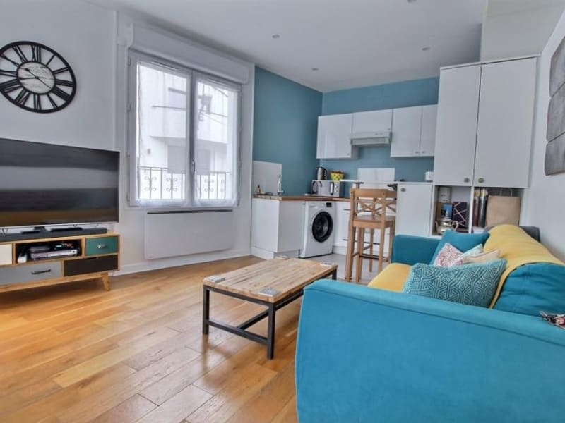 Sale apartment Issy les moulineaux 310000€ - Picture 1