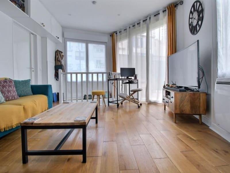 Sale apartment Issy les moulineaux 310000€ - Picture 9