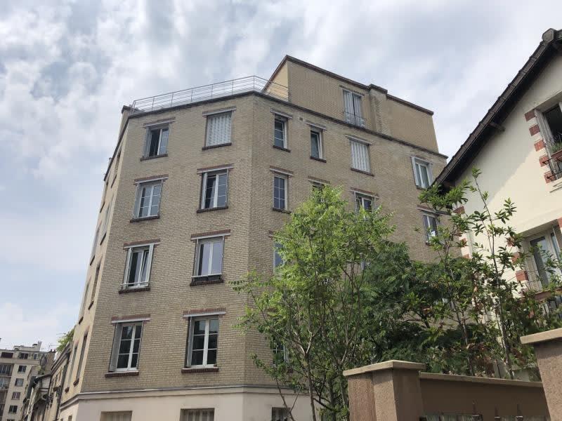 Rental apartment Boulogne billancourt 950€ CC - Picture 2