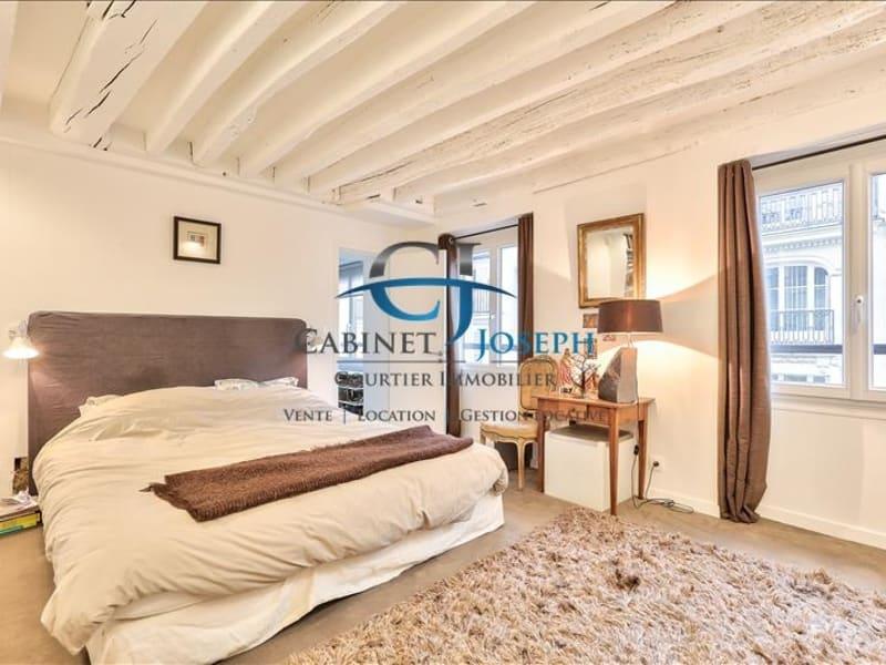 Vente de prestige appartement Paris 10ème 1428000€ - Photo 2