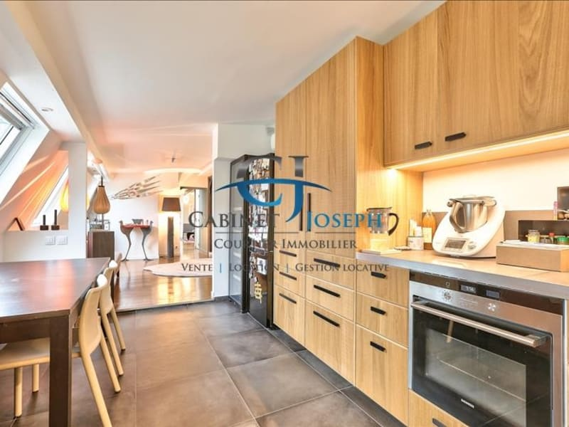 Vente de prestige appartement Paris 10ème 1428000€ - Photo 4