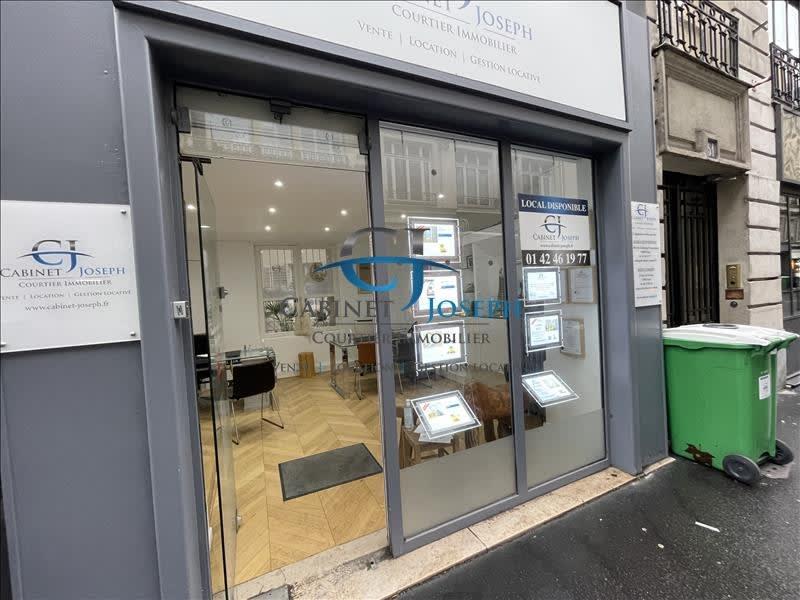 Location local commercial Paris 10ème 1000€ HC - Photo 1