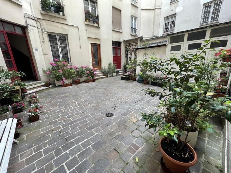 Rental apartment Paris 1200€ CC - Picture 3