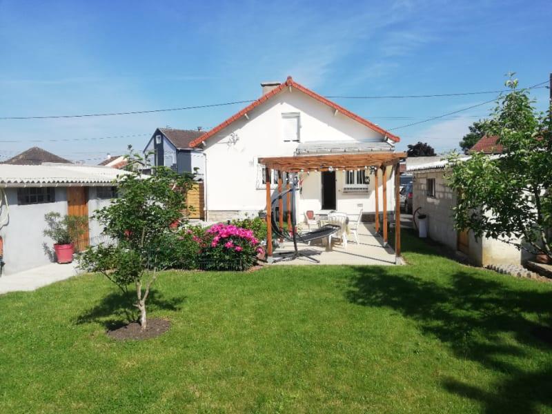 Sale house / villa Le thillay 276000€ - Picture 2