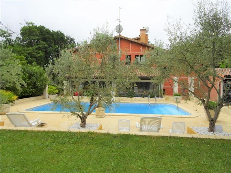 Venta de prestigio  casa Aussonne 468000€ - Fotografía 1