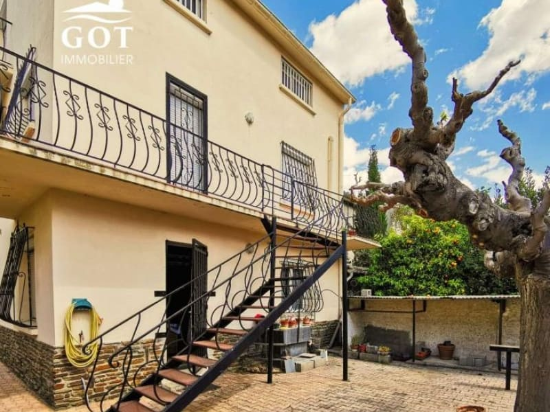 Venta  casa Perpignan 220000€ - Fotografía 1
