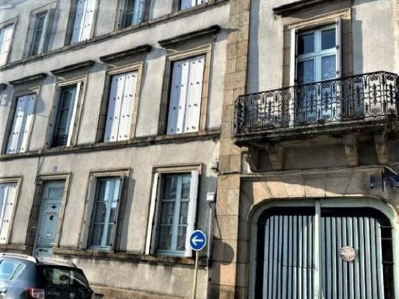 Vente maison / villa Bourganeuf 161000€ - Photo 1