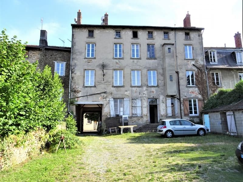 Vente maison / villa Bourganeuf 161000€ - Photo 2