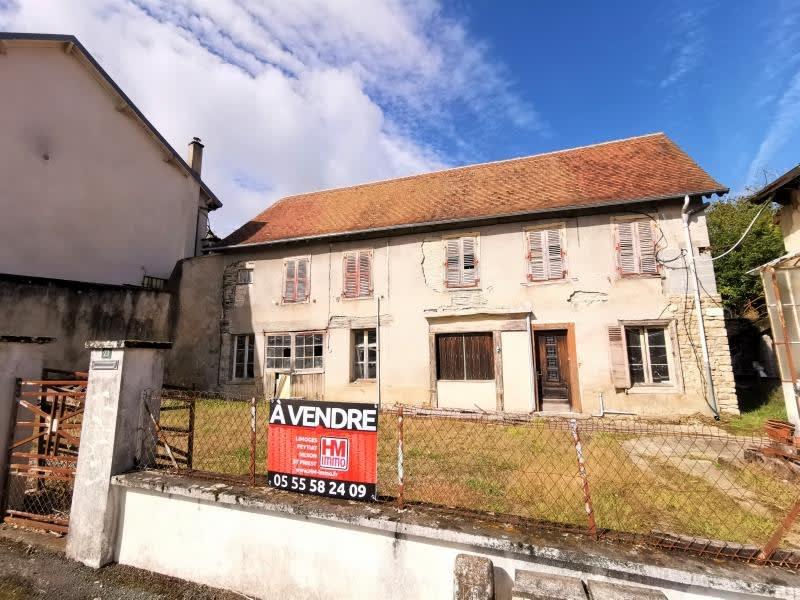 Vente maison / villa Ladignac le long 35000€ - Photo 2