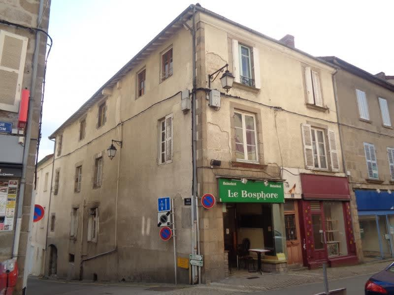 Sale building Bourganeuf 68000€ - Picture 1