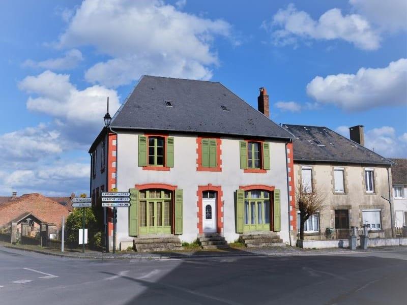 Sale house / villa La meyze 117700€ - Picture 1
