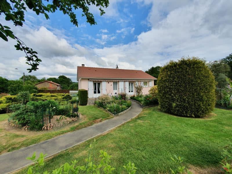 Sale house / villa Burgnac 54000€ - Picture 1