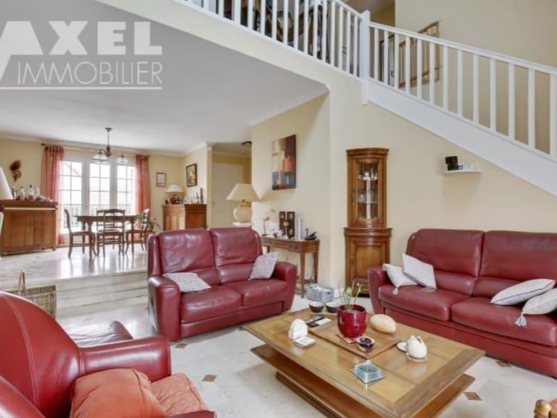 Sale house / villa Bois d arcy 635000€ - Picture 2