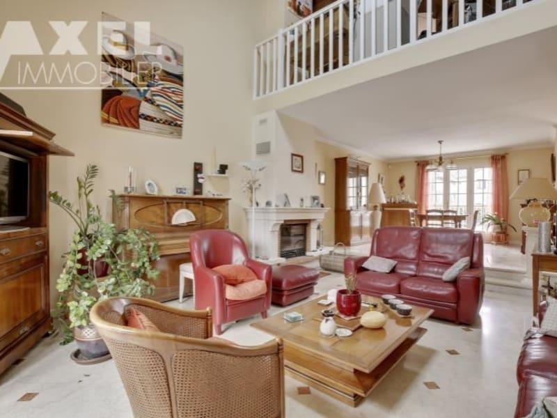 Sale house / villa Bois d arcy 635000€ - Picture 9