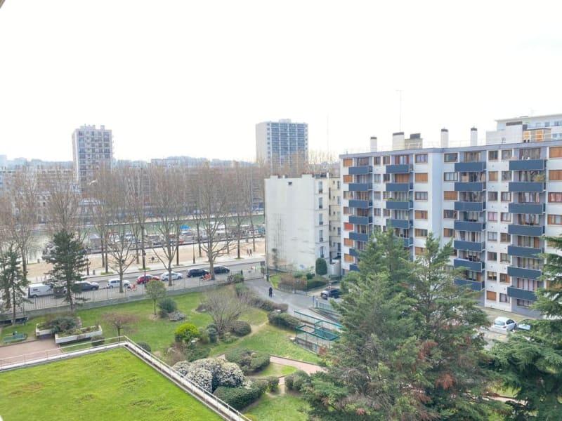 Sale apartment Paris 19ème 385000€ - Picture 3