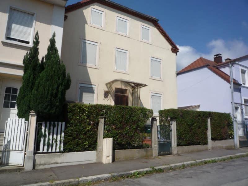 Sale building Mulhouse 162000€ - Picture 1
