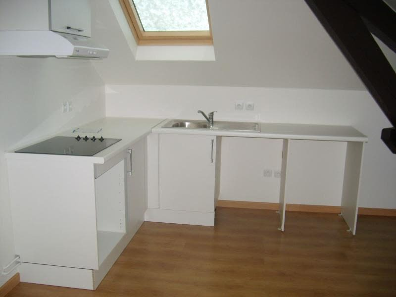 Rental apartment Viry chatillon 643€ CC - Picture 1