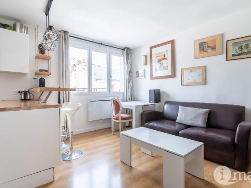 Sale apartment Paris 17ème 384000€ - Picture 1