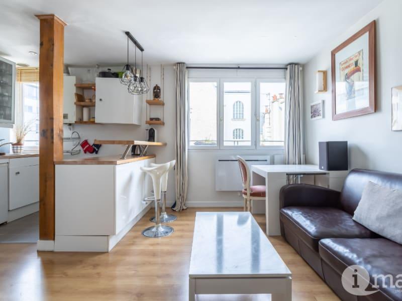 Sale apartment Paris 17ème 384000€ - Picture 3