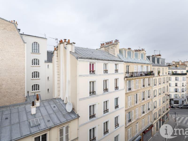 Sale apartment Paris 17ème 384000€ - Picture 7