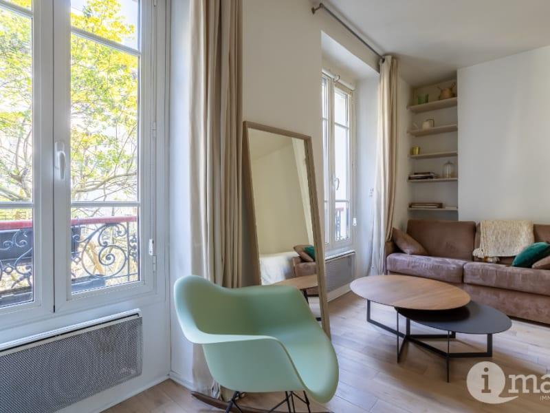 Sale apartment Paris 14ème 350000€ - Picture 1