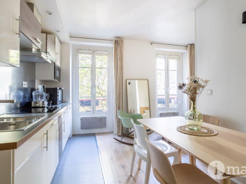 Sale apartment Paris 14ème 350000€ - Picture 2