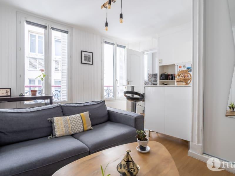 Sale apartment Paris 12ème 310000€ - Picture 1