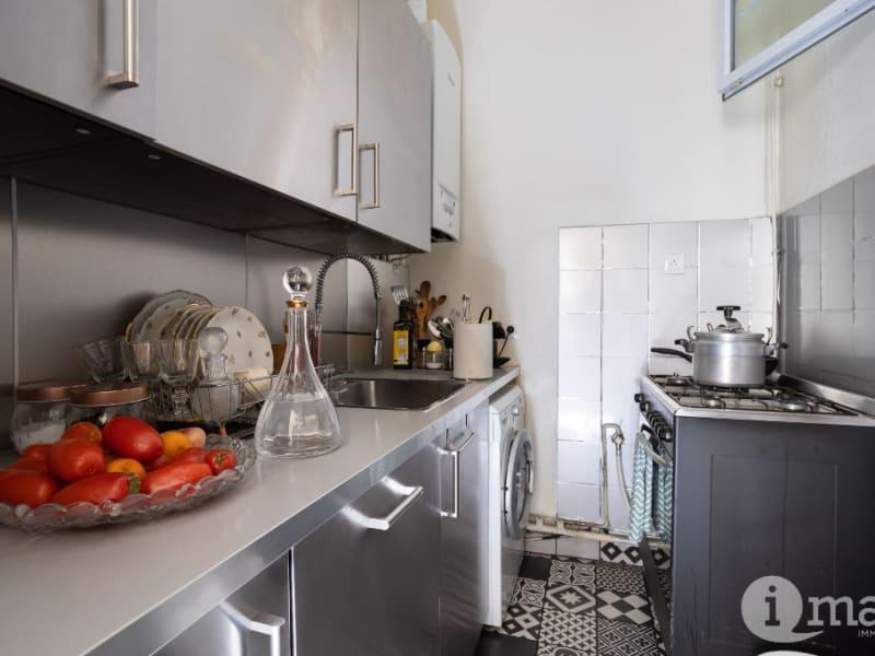 Sale apartment Paris 18ème 489000€ - Picture 2
