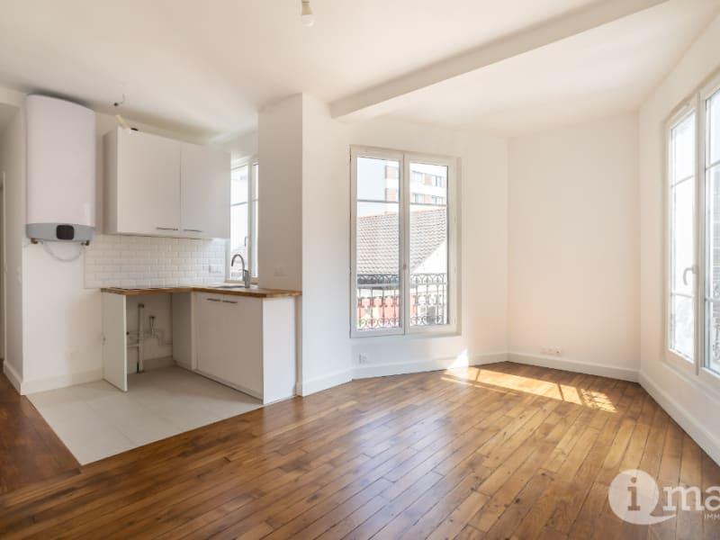 Sale apartment Paris 18ème 410000€ - Picture 2