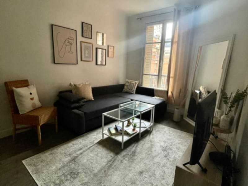 Sale apartment Paris 15ème 315000€ - Picture 2