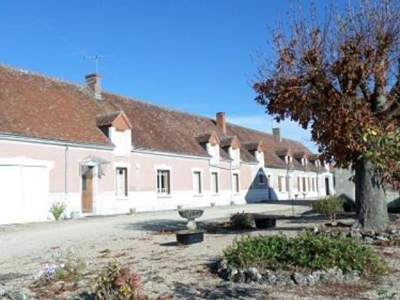 Sale house / villa St romain sur cher 362250€ - Picture 1