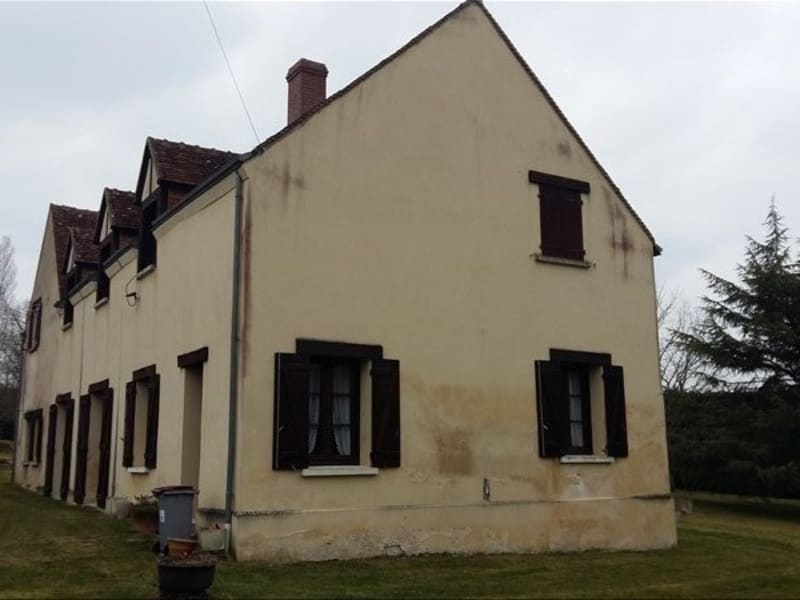 Sale house / villa Montrichard 222600€ - Picture 1