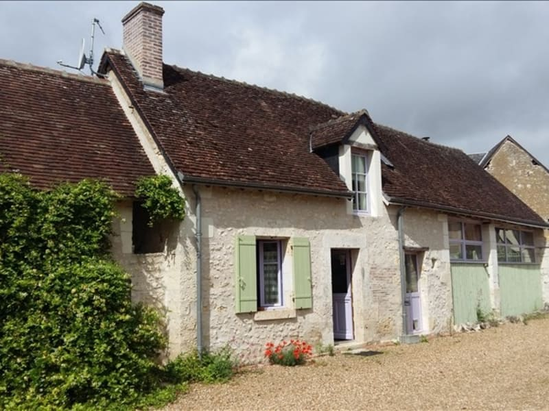 Deluxe sale house / villa Montrichard 673100€ - Picture 1