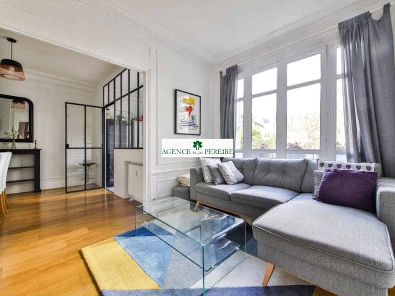 Paris 17ème - 5 pièce(s) - 81.39 m2